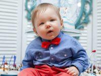 nama bayi lelaki modern - bayi berdasi