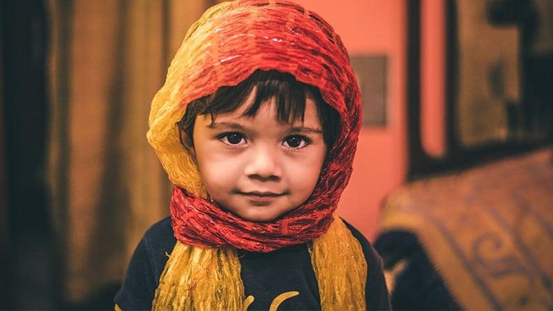 nama bayi perempuan Islam - anak berijlbab