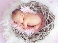 Nama Bayi Lahir di Bulan Januari - Bayi di Keranjang